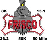 Frisco Railroad Run